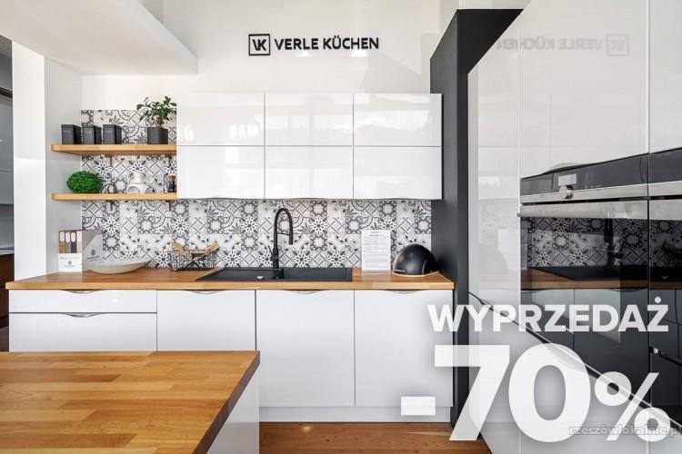 Rabat - 70%! Meble kuchenne - wyprzedaż - Kuchnia Biała